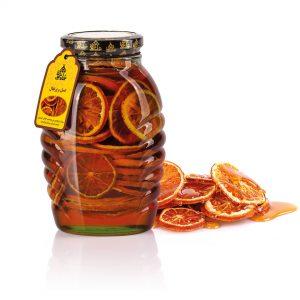 عسل و پرتقال
