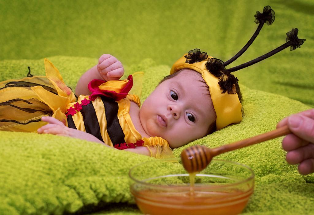 ممنوعیت عسل برای کودکان زیر دوسال